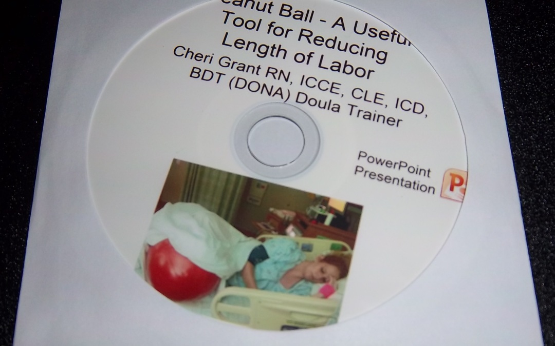 Do you know how to use the peanut ball in labor and teach others?
