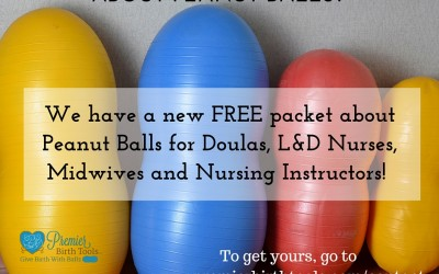 FREE Peanut Ball Information Packet!